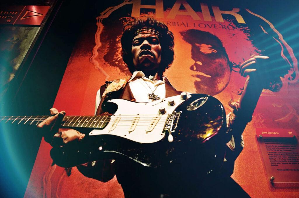"""""""27 Novembre 1942, nascita di Jimi Hendrix"""""""